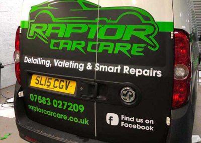 Fraser-Signs---Raptor-Car-Care